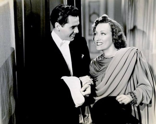 Desi Arnaz and Gloria Swanson in Father Takes a Wife.