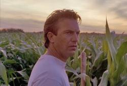Kevin Costner in Field of Dreams.