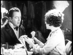 Eugene O'Brien and Gloria Swanson in Fine Manners.