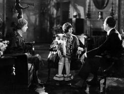 Helen Dunbar, Gloria Swanson, and Eugene O'Brien in Fine Manners.