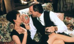 Jamie Lee Curtis and John Cleese in A Fish Called Wanda.