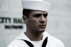 Ryan Phillippe in Flags of our Fathers.