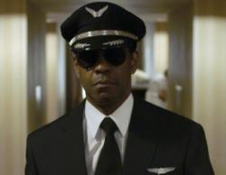Denzel Washington in Flight.