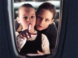 Jodie Foster in Flightplan.