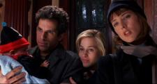 Ben Stiller, Patricia Arquette and Tea Leoni in Flirting with Disaster.