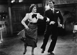 Judy Garland and Gene Kelly in For Me and My Gal.