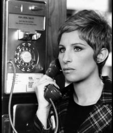 Barbra Streisand in For Pete's Sake.
