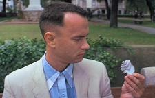 Tom Hanks won his second Oscar in a row for his portrayal of Forrest Gump.