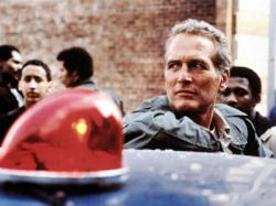 Paul Newman in Fort Apache, the Bronx.