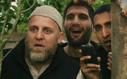 Nigel Lindsay, Kayvan Novak and Arsher Ali in Four Lions.