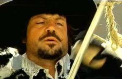 Oliver Reed as Athos.