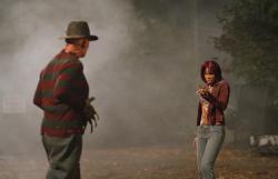 Freddy Kruger in Freddy vs Jason.
