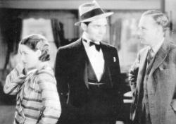 Norma Shearer, Clark Gable and Leslie Howard in A Free Soul