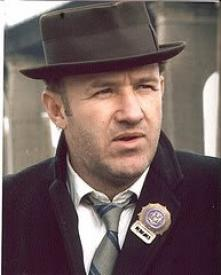 Gene Hackman as Popeye Doyle in The French Connection