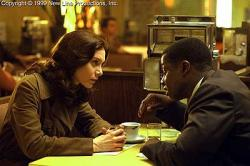 Elizabeth Mitchell and Andre Braugher in Frequency.
