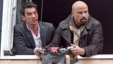 Rhys Meyers and Travolta.