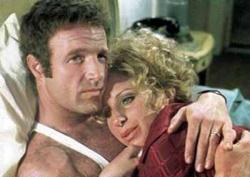 James Caan and Barbra Streisand in Funny Lady.