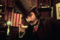 Daniel Day-Lewis in Gangs of New York.