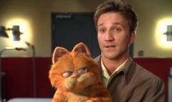 Breckin Meyer in Garfield: The Movie.