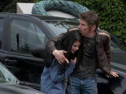 Selena Gomez and Ethan Hawke.