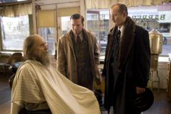 Robert Duvall, Lucas Black and Bill Murray in Get Low.