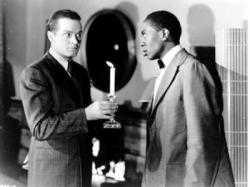 Bob Hope and Willie Best in Ghost Breakers