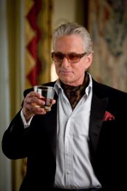 Michael Douglas steals a few scenes as the lecherous Uncle Wayne.