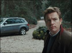 Ewan McGregor in The Ghost Writer.