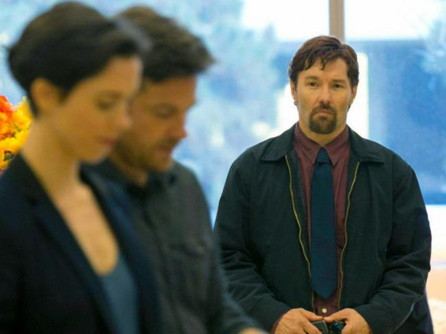 Rebecca Hall, Jason Bateman and Joel Edgerton in The Gift.