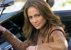 Jennifer Lopez in Gigli.