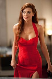 Adrianne Palicki as Lady Jaye in G.I. Joe: Retaliation.