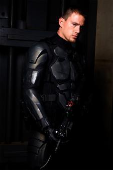 Channing Tatum as Duke.