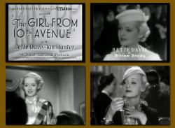 Bette Davis is the girl from 10th Avenue.