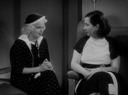 Jean Harlow and Patsy Kelly in The Girl from Missouri.