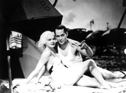 Jean Harlow and Franchot Tone in The Girl from Missouri.