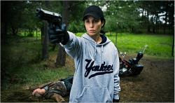 Even Lisbeth Salander is a Yankee fan.