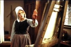 Scarlett Johansson in Girl with the Pearl Earring.