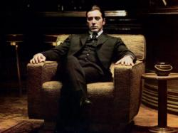 Al Pacino as Michael Corelone in The Godfather Part II.