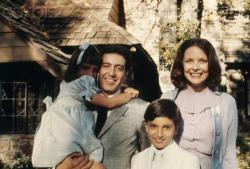 The Corleone family in happy times.