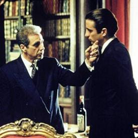 Don Michael Corleone grooms protege Vincent.