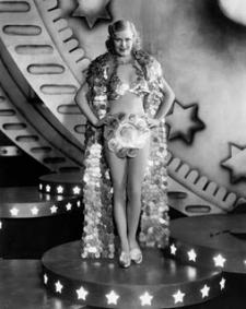 Ginger Rogers is in the money, literally.