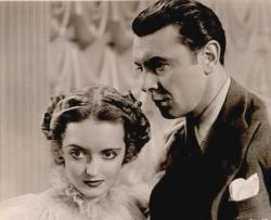 Bette Davis and George Brent.