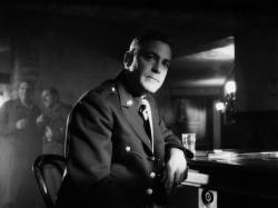 George Clooney in The Good German.