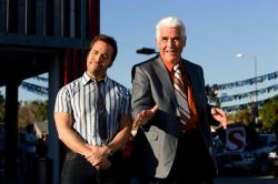 Jeremy Piven and James Brolin