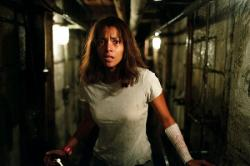 Halle Berry in Gothika.