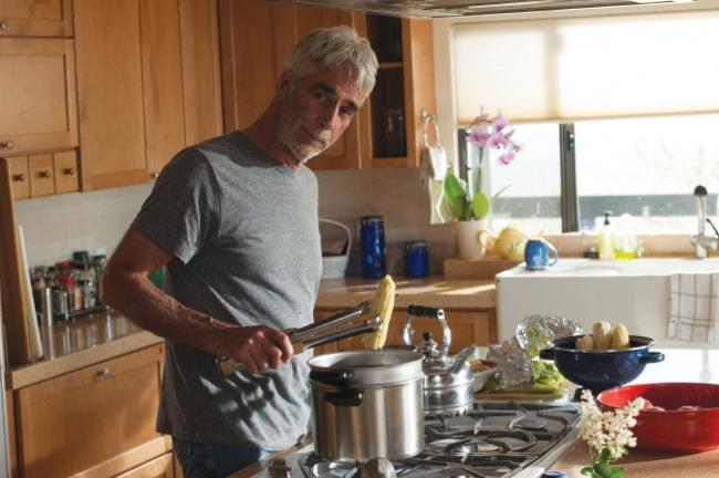 Sam Elliott in Grandma.