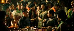 Tony Leung Chiu Wai and Ziyi Zhang in The Grandmaster.
