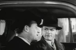 James Burke and James Cagney in Great Guy.