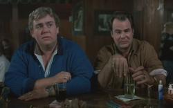 John Candy and Dan Aykroyd in The Great Outdoors.