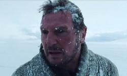 Laim Neeson freezes his career credibility off in The Grey.